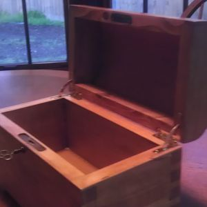 Treasure Box with Hardware