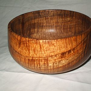 Curly Koa Bowl