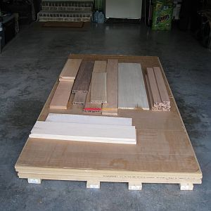 Lumber and Plywood Purchase