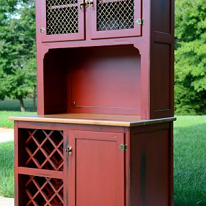 Modified Hoosier Cabinet