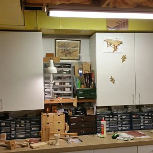 Replacing the doors on some of my workshop doors with oak-framed pegboard d