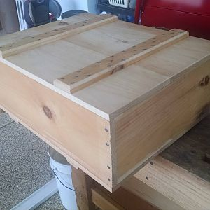 Book Box - Joiner and Cabinet Maker