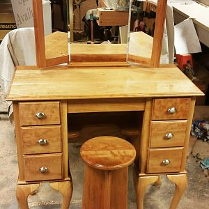 dressing table for the grand daughter