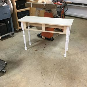 Table Build