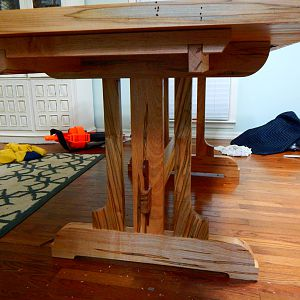 Ambrosia Maple Dining Room Table