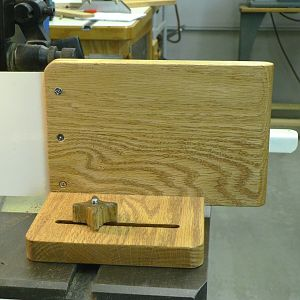 Feather Board/Single-Point Fence Jig