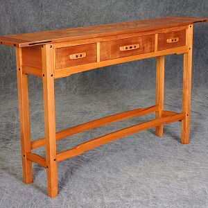 Hall Table in the Style of Greene and Greene