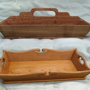 Cutlery Tray & Serving Tray