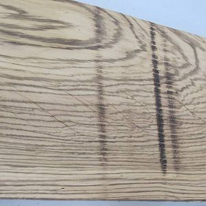 Zebrawood more checks
