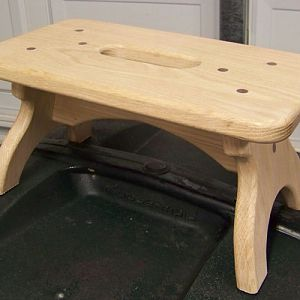 A Stool for Grandmother - View1