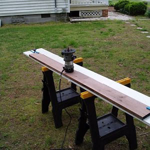 Router/Jointer jig