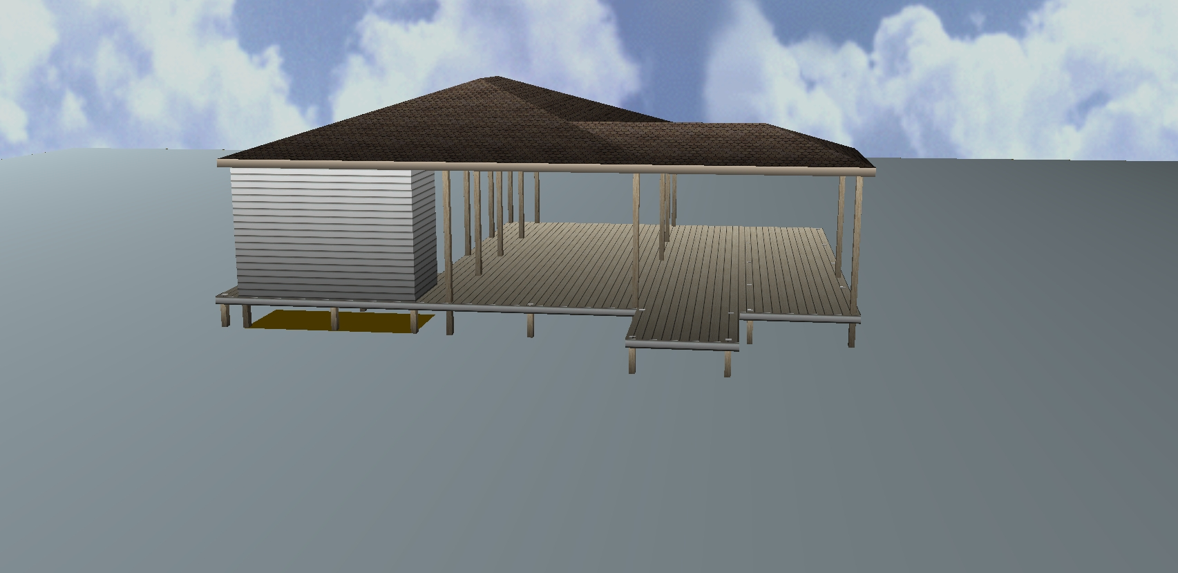 Designing a Boathouse - Want to Hire a Draftsman - AutoCad/SketchUP