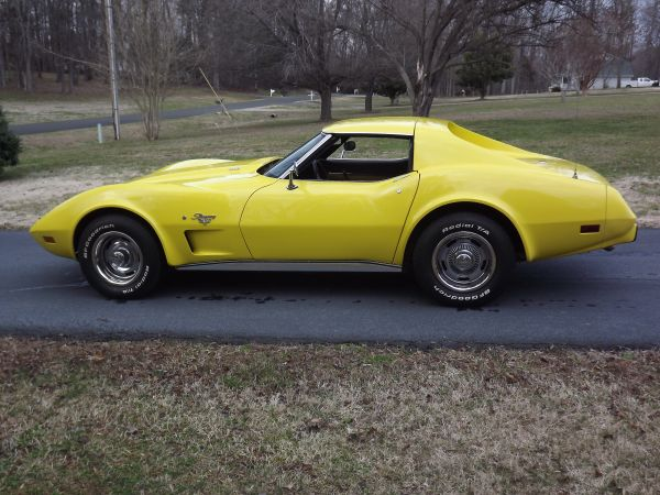 New to me Corvette