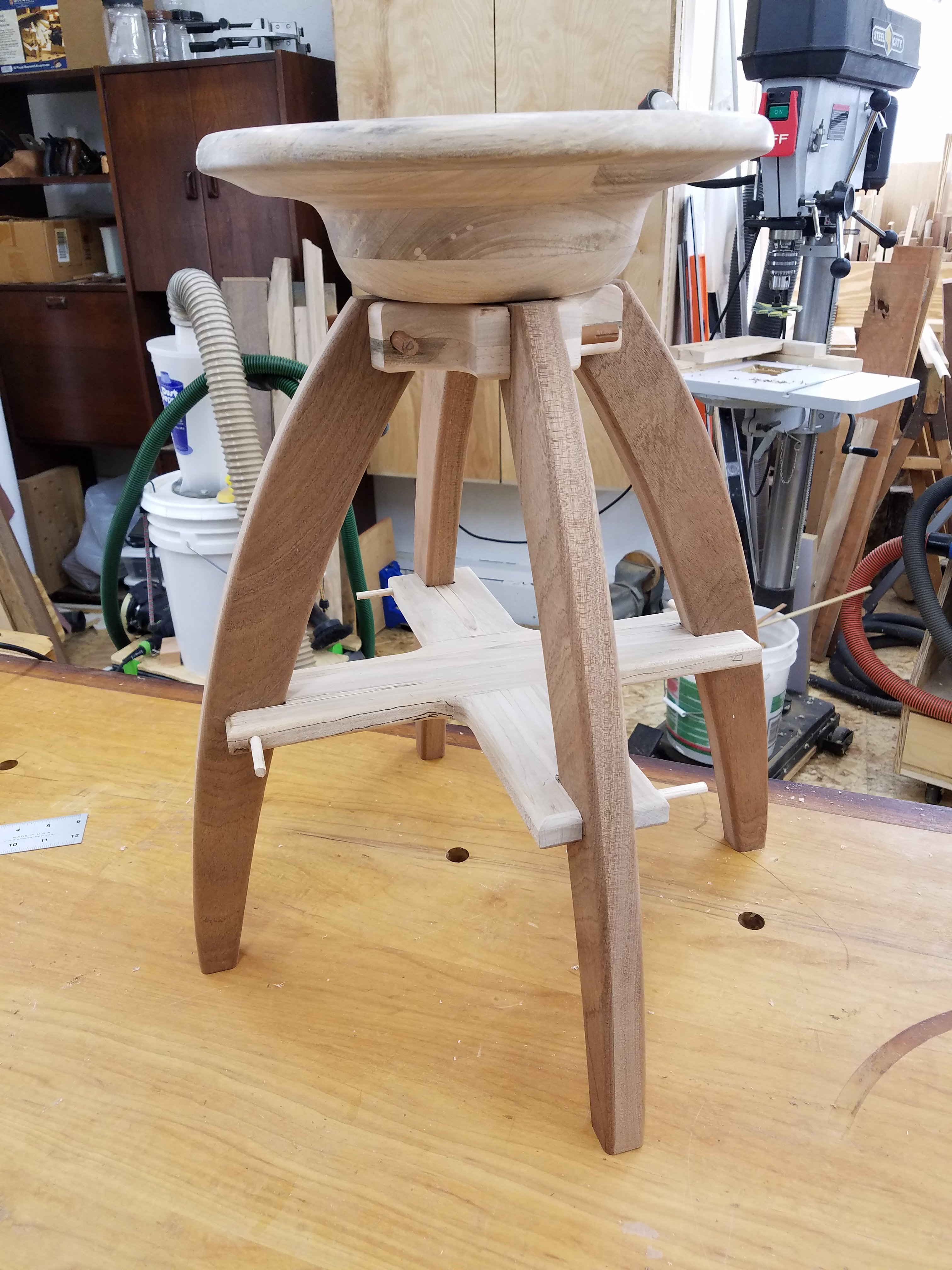 Shop Stool Project Feb 2020 #2