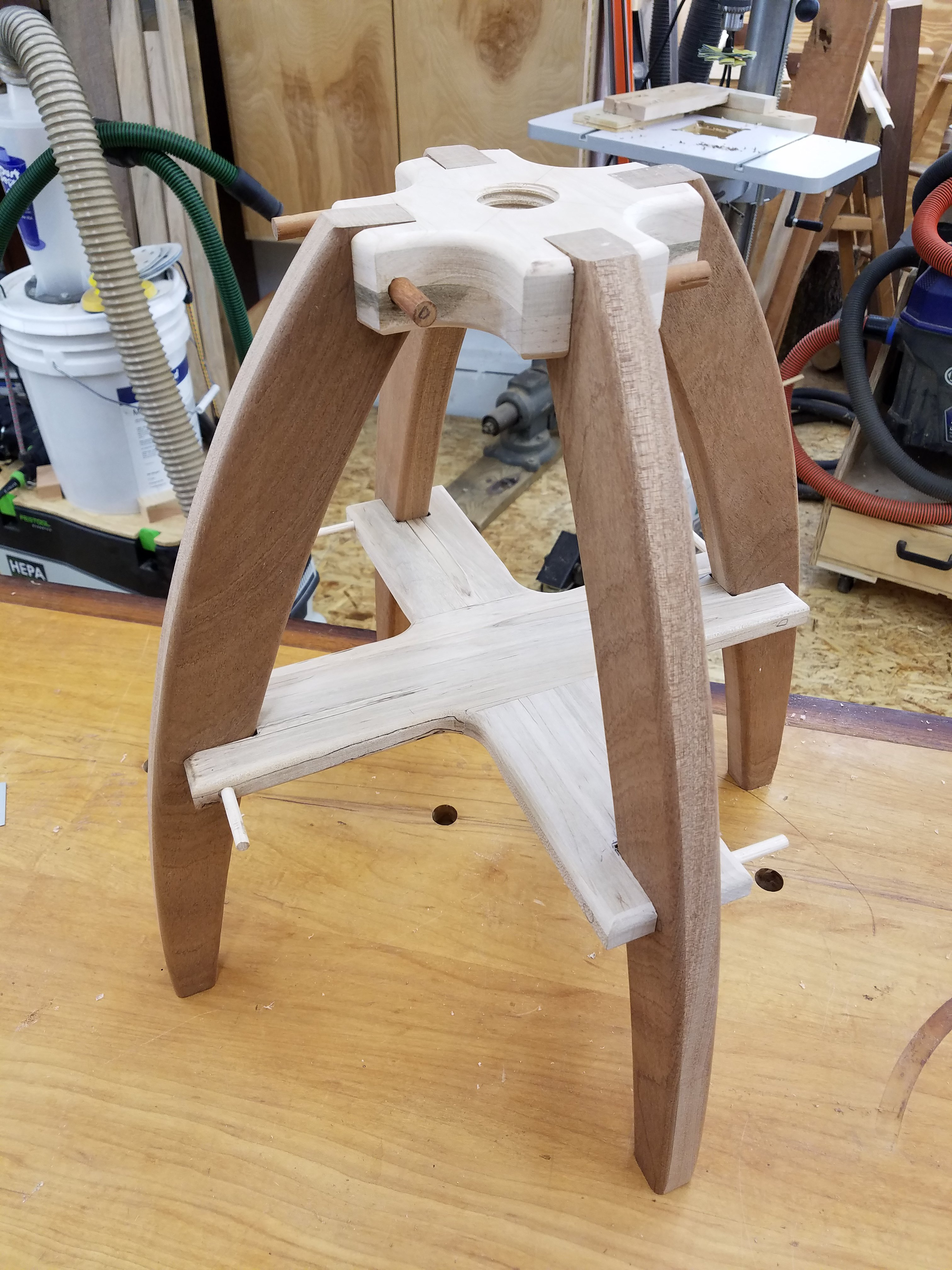 Shop Stool Project Feb 2020