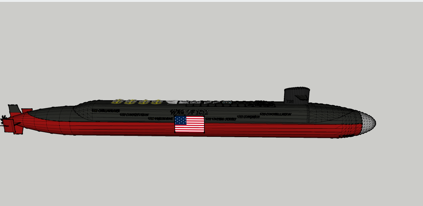 Sub Project - Design Starboard