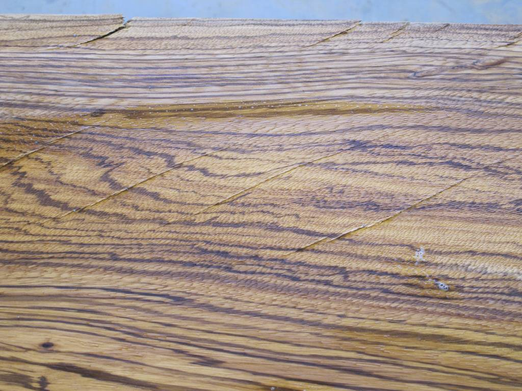 Zebrawood deep checks